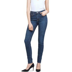L'Agence Marguerite High-Rise Skinny Jeans Size 24